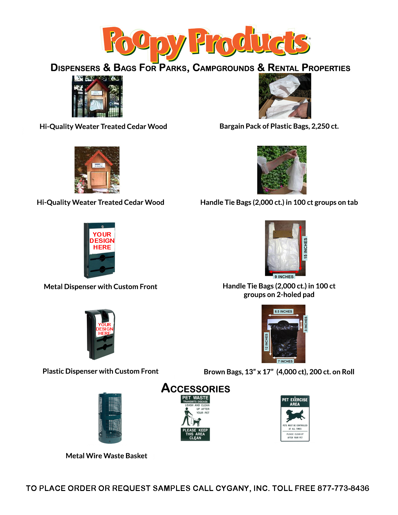 Parks Bags & Dispensers